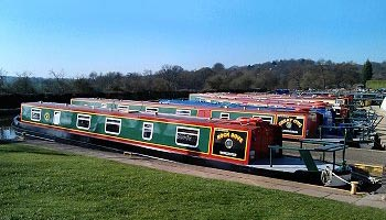 Bodmin Canal Boat