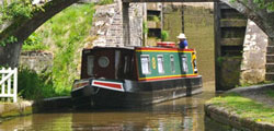 Romney Canal Boat